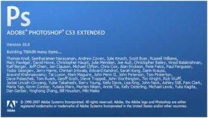phoshop 10 CS3