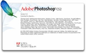 Photoshop 9 CS2